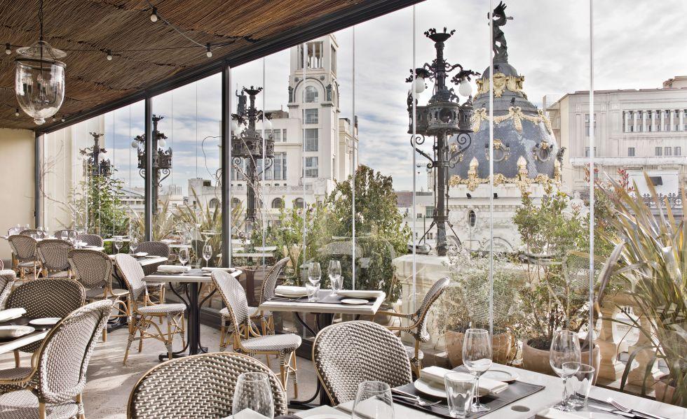 Fotos Las 25 Mejores Terrazas De Madrid El Viajero El Pais