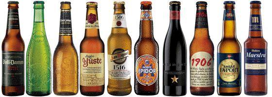 Spanish beer: Spain's 10 best beers   In English   EL PAÍS