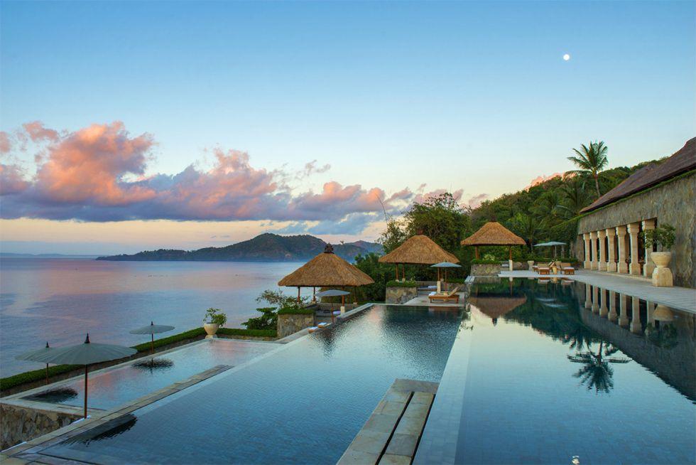 Fotos 10 piscinas infinitas espectaculares el viajero for Modelos de piscinas infinitas