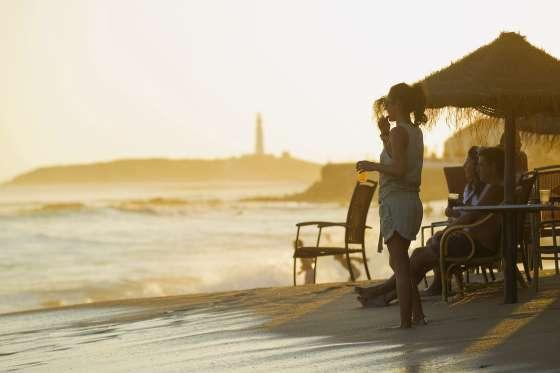 Playas De Cádiz Las Mejores Puestas De Sol De Cádiz El