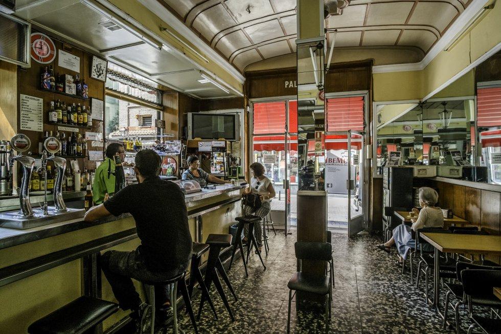 Fotos 15 bares m ticos de madrid el viajero el pa s for Restaurante calle prado 15 madrid