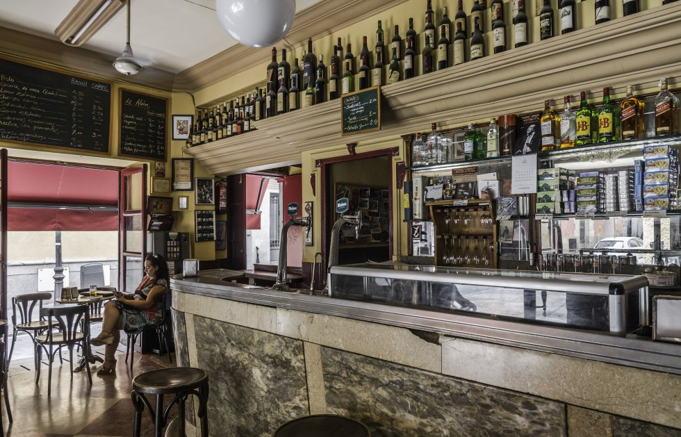 Fotos 15 bares m ticos de madrid el viajero el pa s - Hotel el quijote madrid ...