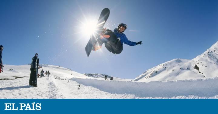 d9e279d1f6 Las 11 pistas de esquí más divertidas de la Península | El Viajero | EL PAÍS