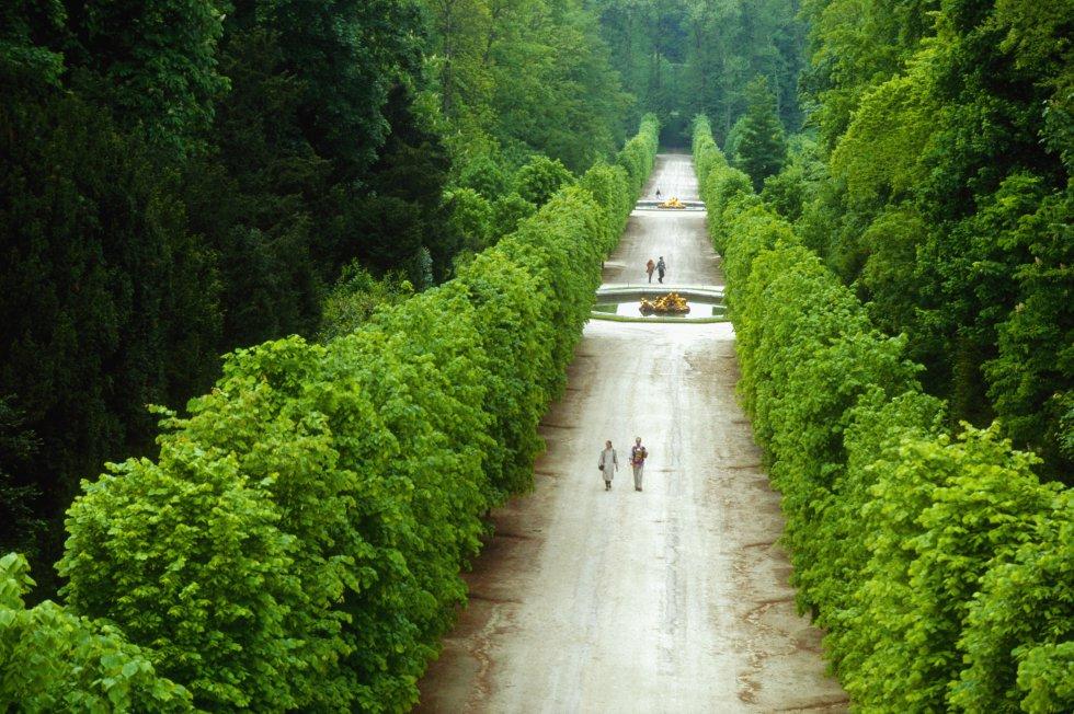 Fotos 10 jardines para recibir ahora s la primavera for Jardines del olimpo