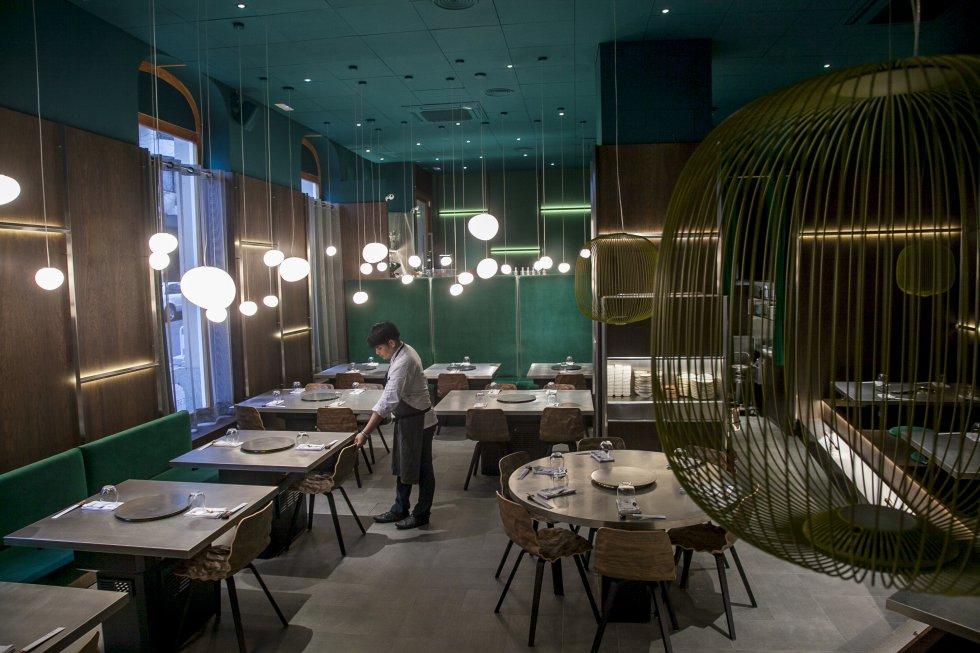 Fotos 10 restaurantes espa oles con los que arrasar en - Restaurante tokio madrid ...