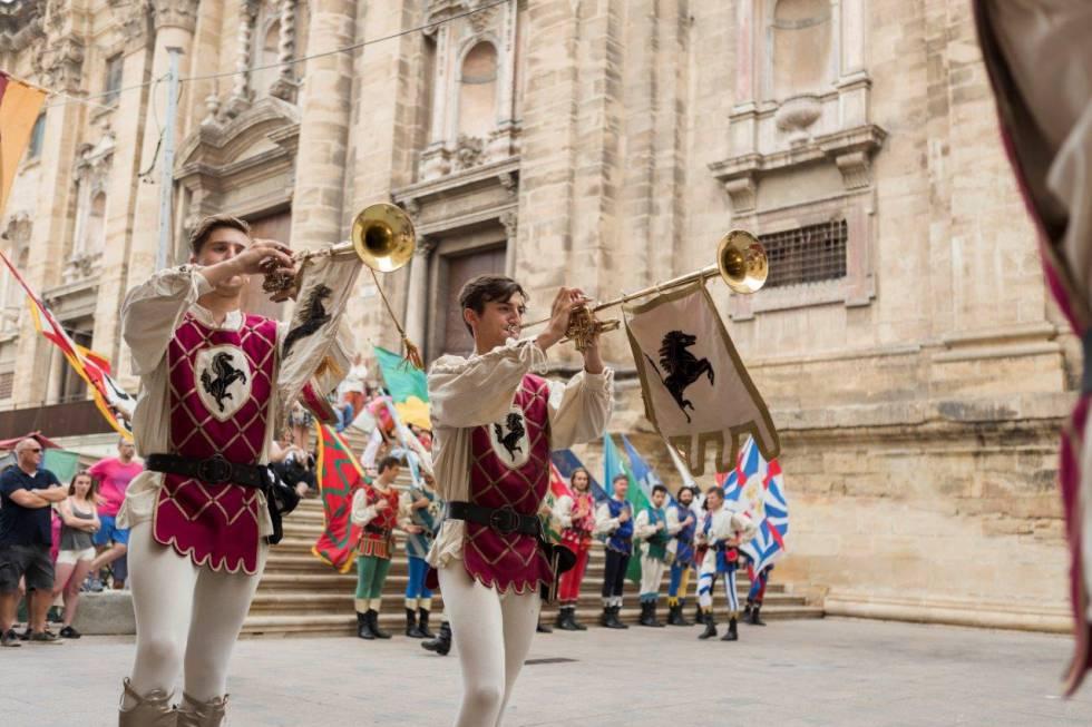 Fotos Las 10 Fiestas De Pueblo Más Populares De España El Viajero El País