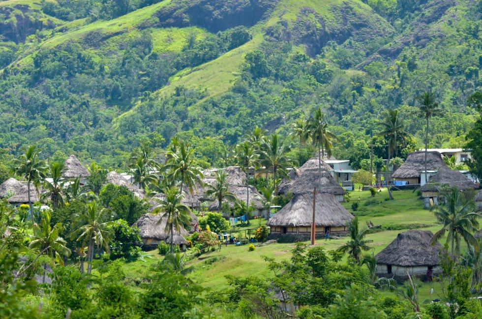 Viajar a Fiyi