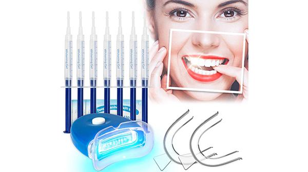 El mejor kit de blanqueamiento dental se vende en Amazon por menos de 20 euros