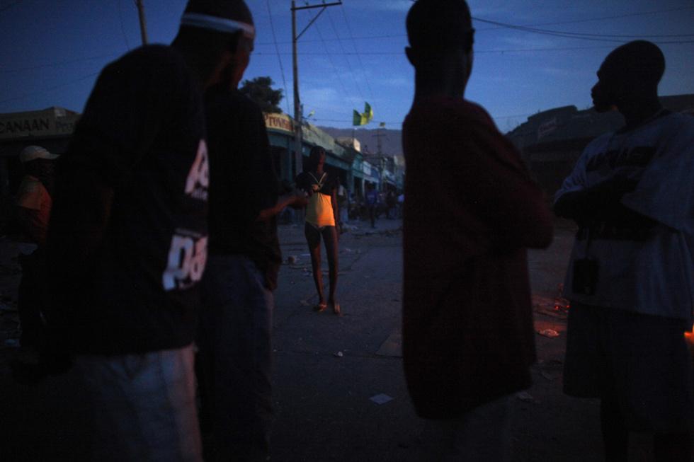 prostitutas ejerciendo en la calle prostitución juvenil