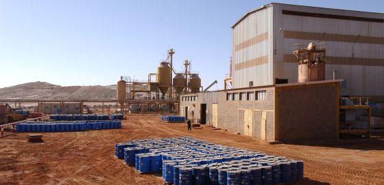 Resultado de imagen de uranio EN NIGER