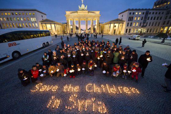 Siria Pierde A Su Infancia En La Guerra Internacional El