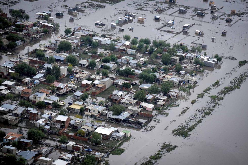 Fotos de las inundaciones en la plata 99
