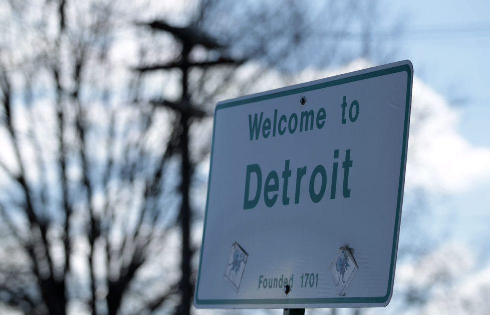 Fotos: Detroit, la ciudad fantasma | Internacional | EL PAÍS
