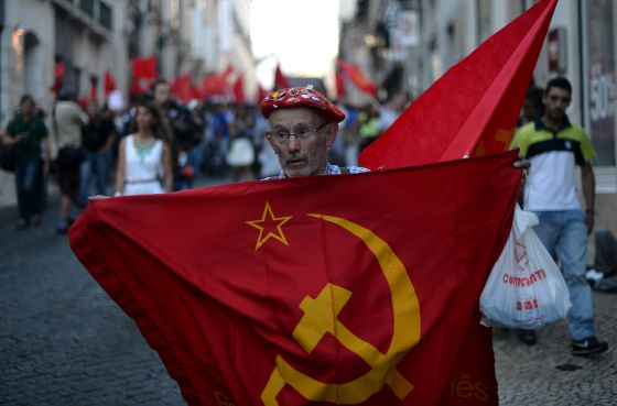 un militante comunista en una del pcp el pasado de