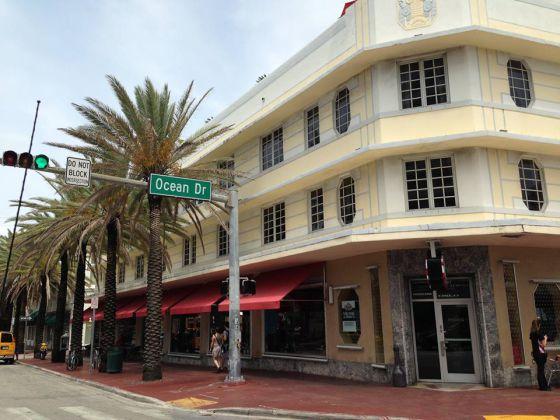 e8b0795a4 Una de las calles más populares de Miami.