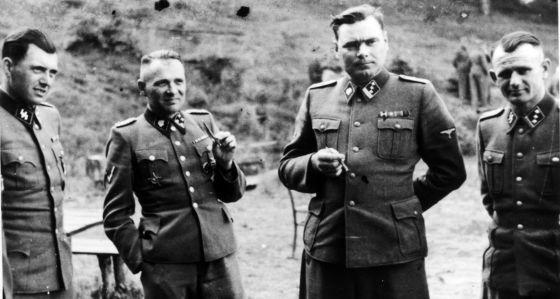 Las últimas horas del monstruo nazi | Internacional | EL PAÍS