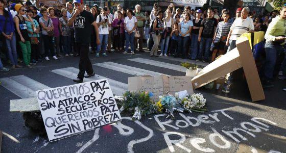El conflicto de la calle en Venezuela también se libra en