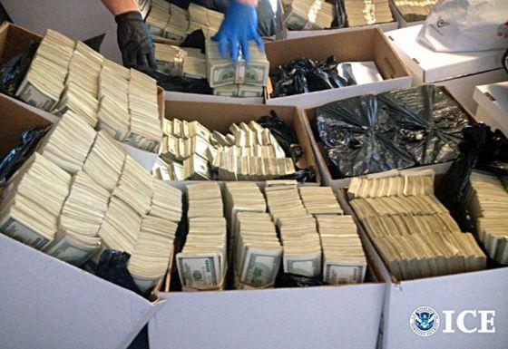 Ee uu ataca el dinero del narco mexicano en el centro de for Noticias del espectaculo mexicano recientes