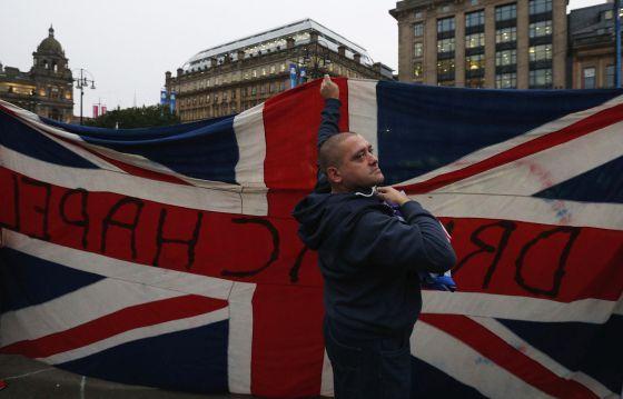 Referéndum Escocia El Reino Desunido De Gran Bretaña
