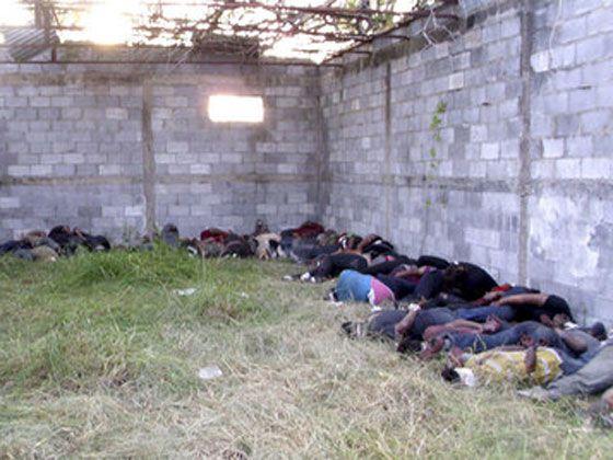 Fotos de narcos asesinados 85
