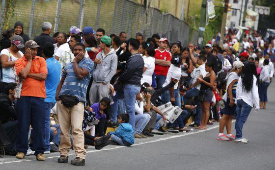 Resultado de imagen de POBREZA EN VENEZUELA