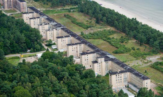 Pisos De Lujo En Una Ruina Nazi Internacional El Pa 205 S