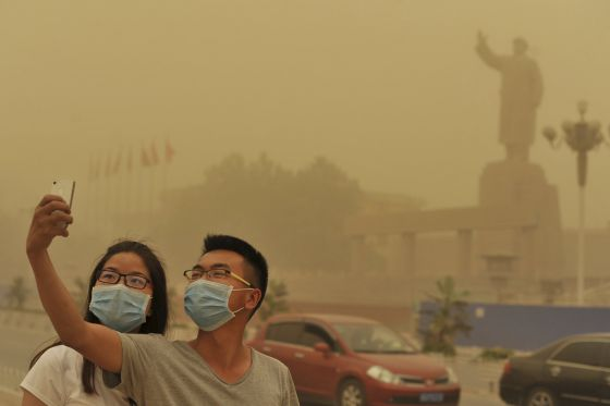 Resultado de imagen para china primer paism contaminador on gases invernadero