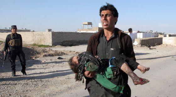 Resultado de imagen de mujeres niños atentados afganistan