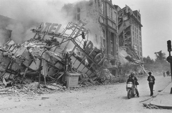 Terremoto México 1985 El Precio De Un Terremoto Internacional