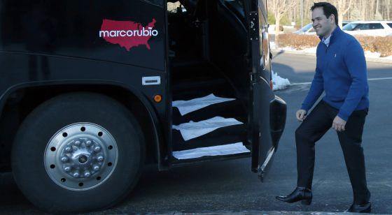 La locura de las botas de Marco Rubio | Internacional | EL PAÍS
