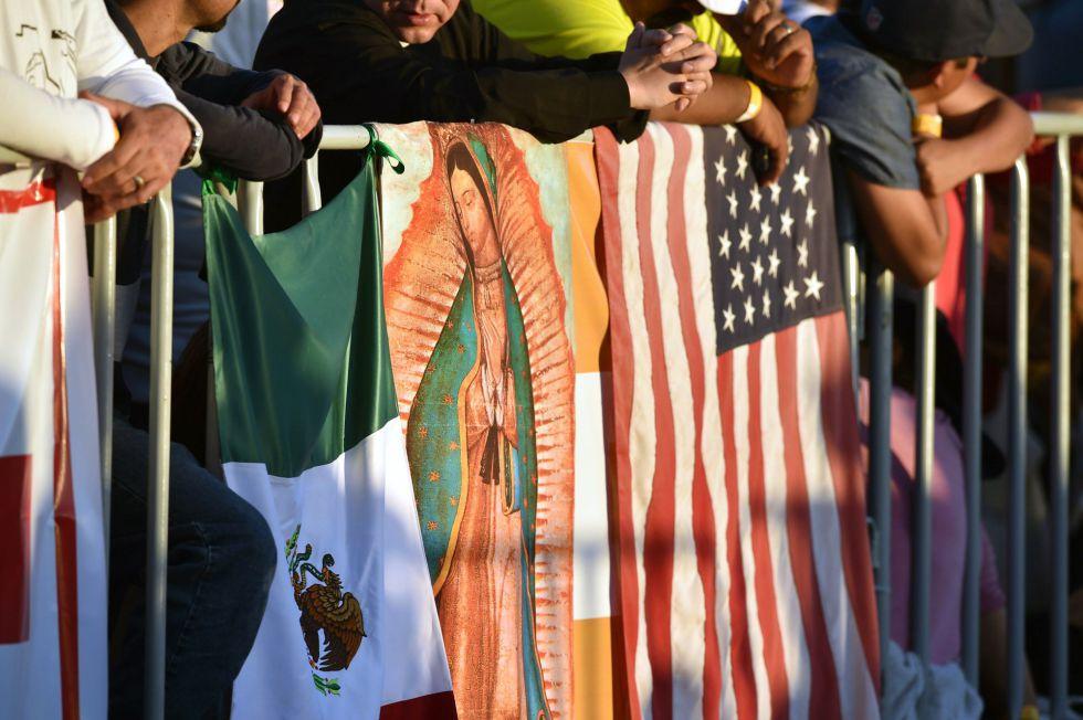 Visita Papa  El Papa se despide de México  29e6c16c8c7