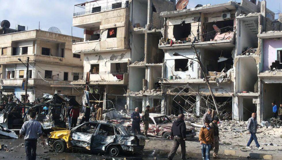 Atentados deixam mais de 140 mortos em damasco e homs na - Fotos de damasco ...