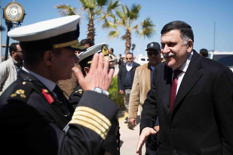 Resultado de imagen para ONU MUESTRA SU RESPALDO LIBIOS