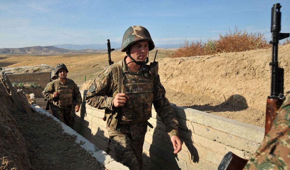 Armenia Azerbaiyán: Intensos combates reavivan el conflicto en Nagorno  Karabaj | Internacional | EL PAÍS