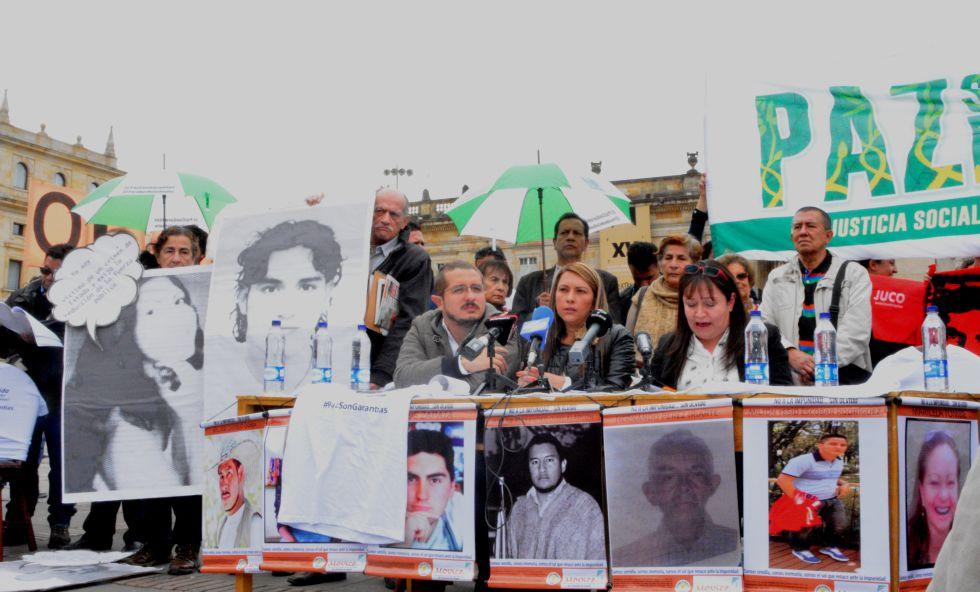 Resultado de imagen de lideres sociales asesinados en colombia imágenes