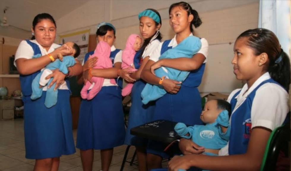 79bcc7028 México ocupa el primer lugar de la OCDE en embarazo adolescente ...