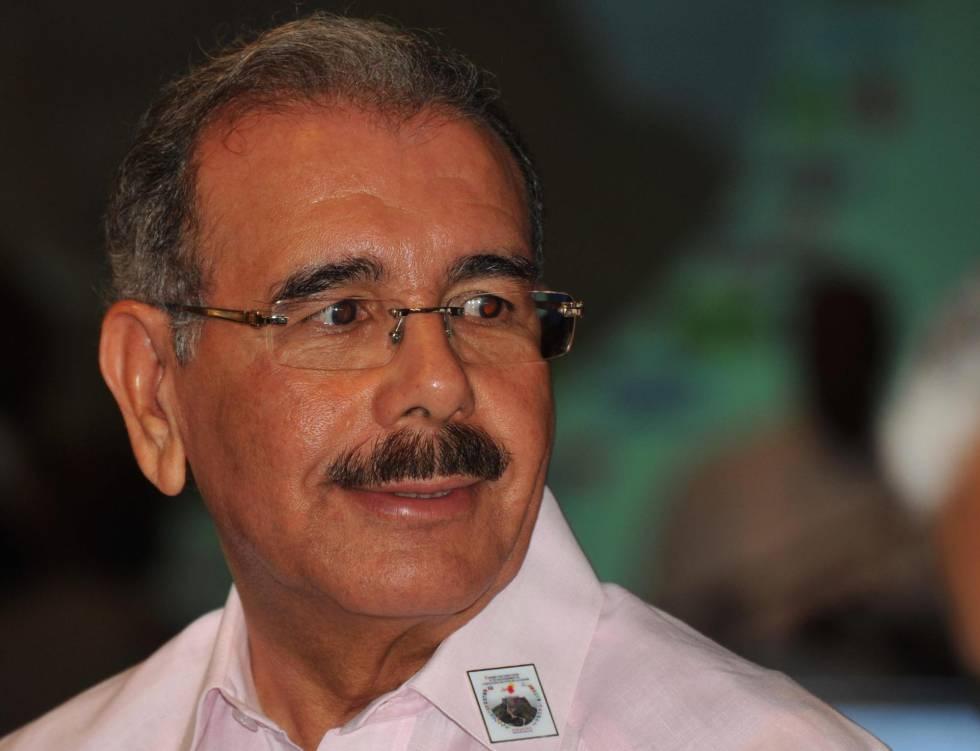 Danilo Medina es reelegido en República Dominicana | Internacional ...