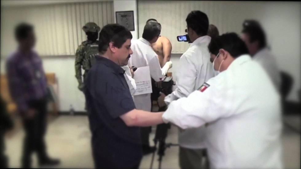 El Chapo Guzmán Intenta Negociar Una Pena Mínima Con Ee Uu