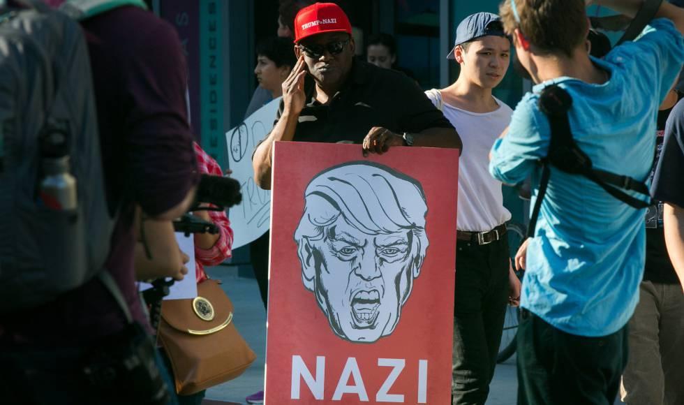 Con Trump tenemos una especie de cuasifascismo populista, no un ...