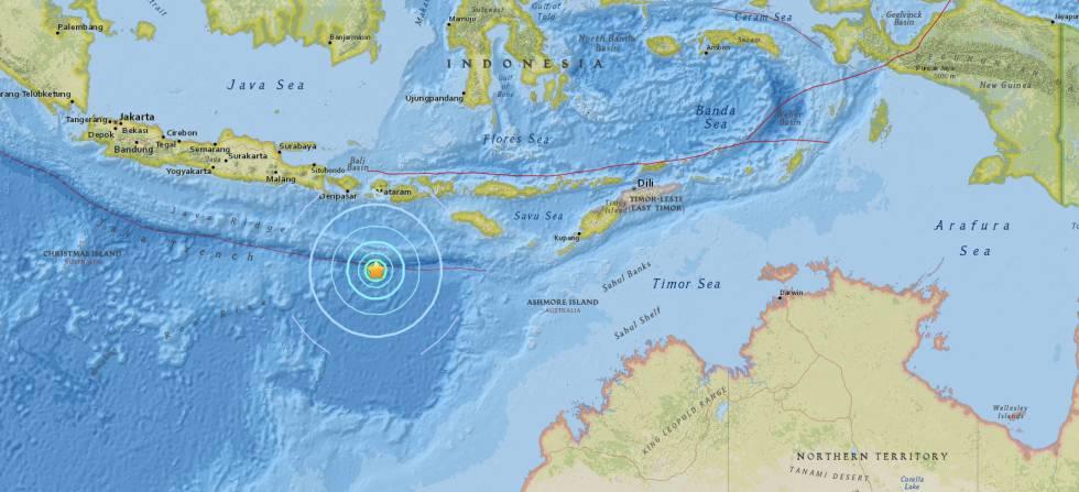 Un terremoto de magnitud 62 al sur de la isla indonesia de lombok un terremoto de magnitud 62 al sur de la isla indonesia de lombok internacional el pas gumiabroncs Image collections