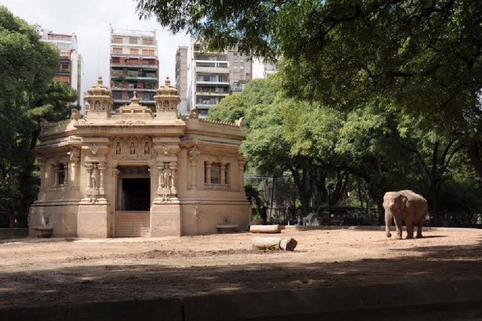 6dbd155c57 Zoológico de Buenos Aires é fechado após 140 anos