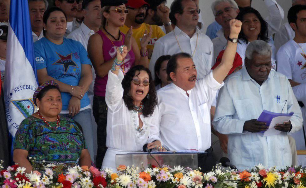 Resultado de imagen de NICARAGUA SISTEMA PRESIDENCIALISTA