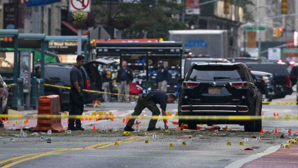 Atentado la explosi n de una bomba en nueva york causa for Bomba de calor roca york