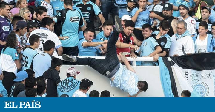 e93b9aa34b Killing of Belgrano supporter  Soccer in Argentina  The latest death in a  sick society