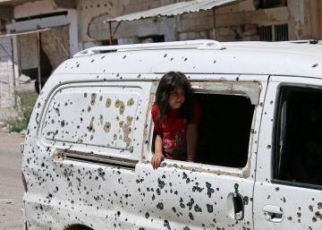 Insurgentes sirios aseguran haber alcanzado un avión del Ejército regular