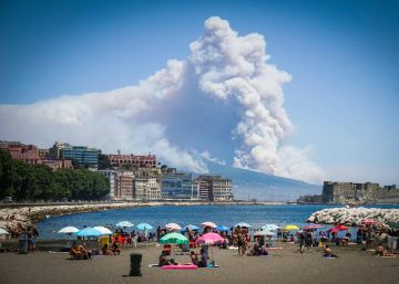 El volcán de la Camorra