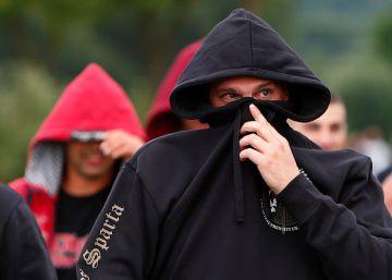 6.000 neonazis desembarcan en un pueblo alemán de solo 3.000 para un concierto