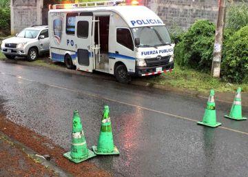 La Policía de Costa Rica toma por la fuerza el servicio de medicina forense en huelga