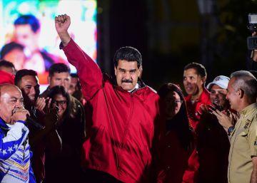Estados Unidos impone sanciones económicas a Maduro