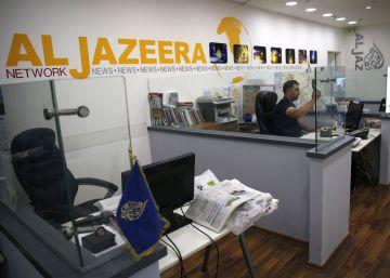 Israel se suma al cerco a Al Jazeera en Oriente Próximo